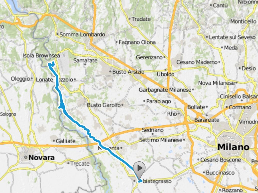Milano Bike Renting | Milan Cycling Routes